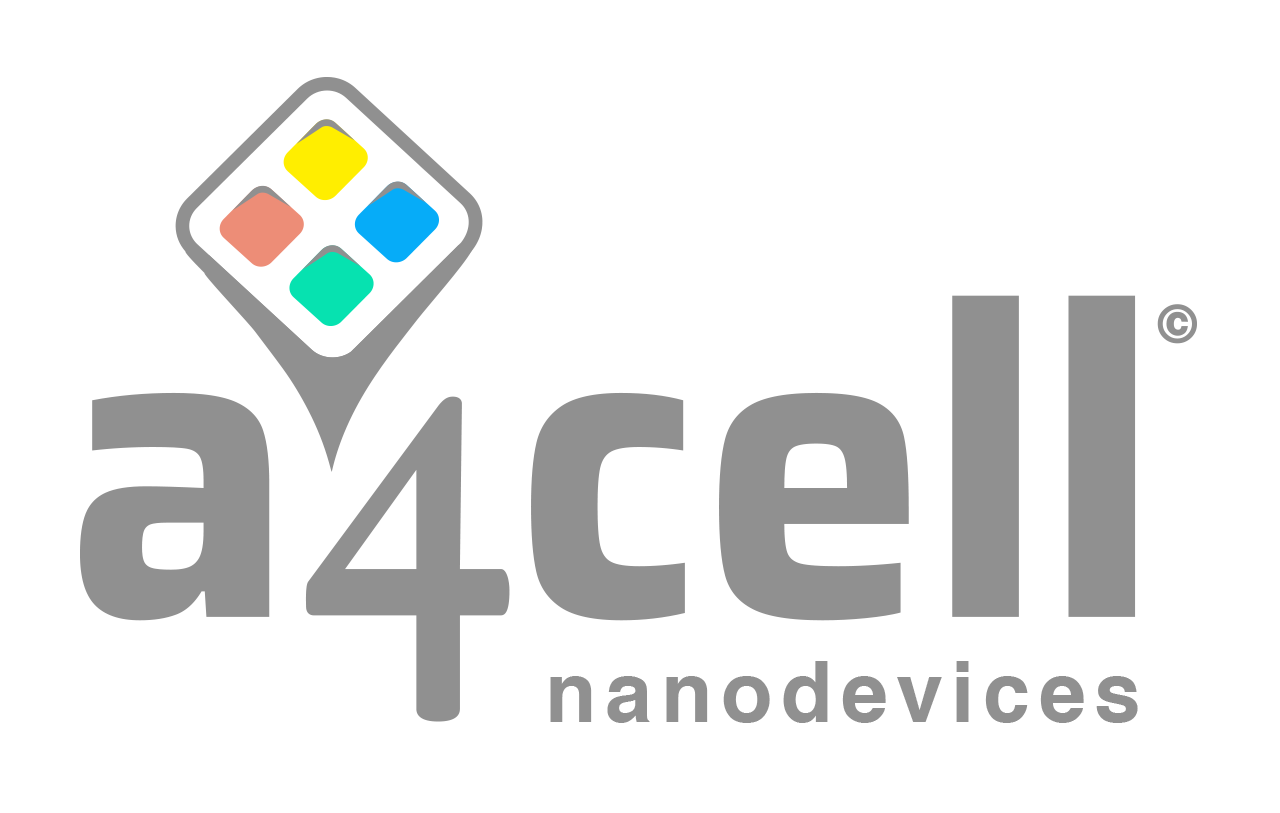 ARRAYS FOR CELL NANODEVICES LOGO