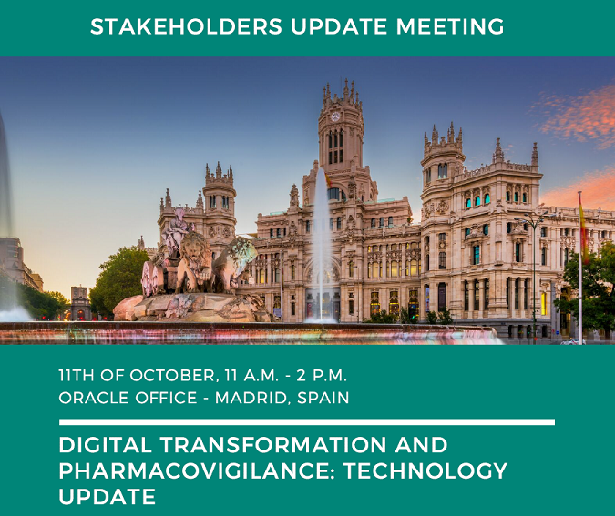 Stakeholders update meeting