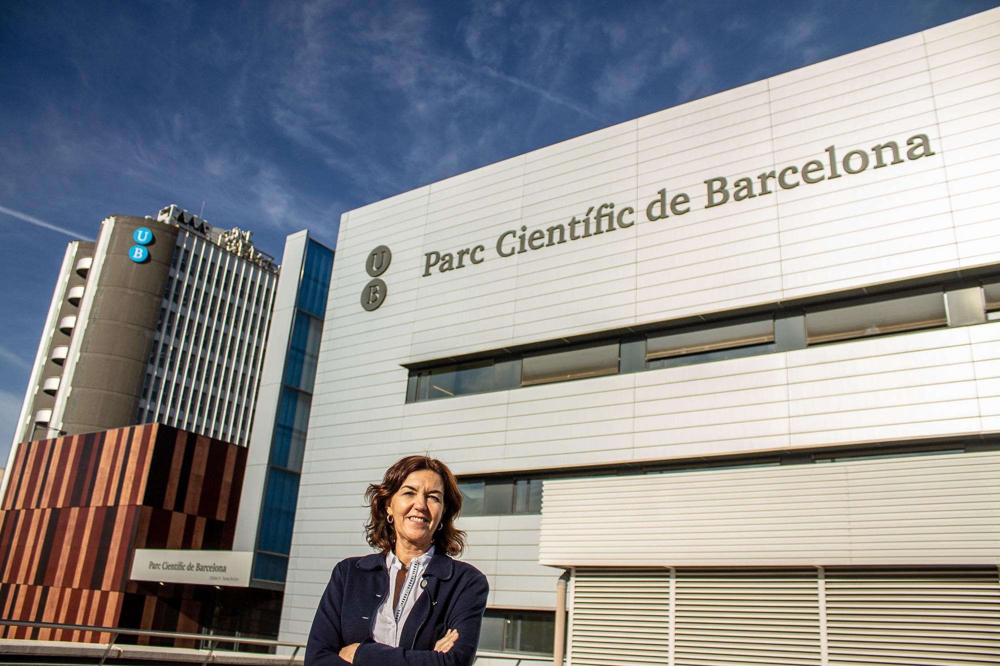 Resultado de imagen de parc científic de barcelona