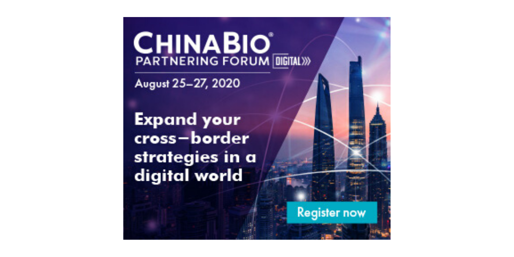 ChinaBio Partnering Forum