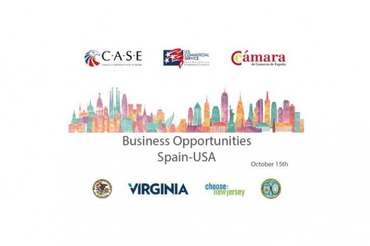 Invest in USA / Doing Business in the USA: Illinois, New Jersey, South Caroline y Virginia